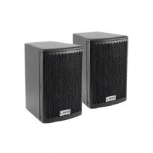 "Lynx Pro Audio QB-5 5"" 160 Loudspeaker, Black (Pair)"